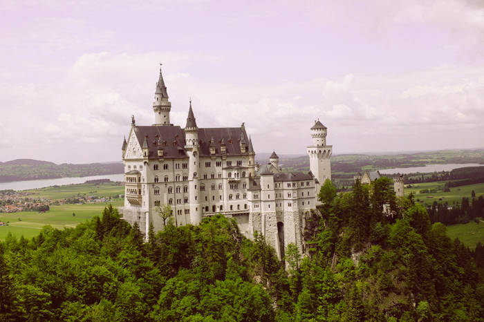 big blog exchange - germany - bavaria - neuschwanstein