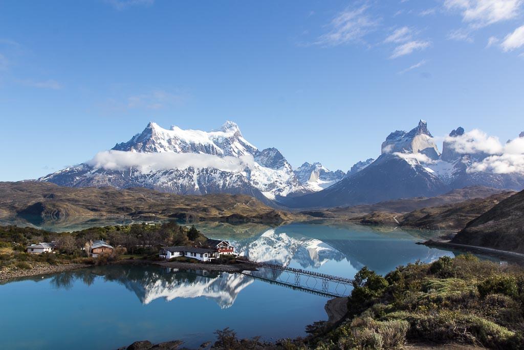 Zurück aus Chile