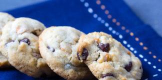 Butterscotch Cookies via lunchforone