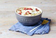 Zucchini Porridge via lunchforone